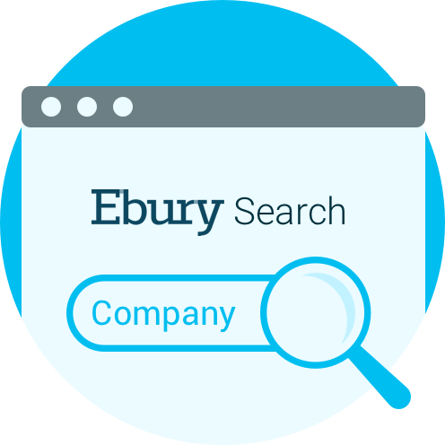 Ebury search