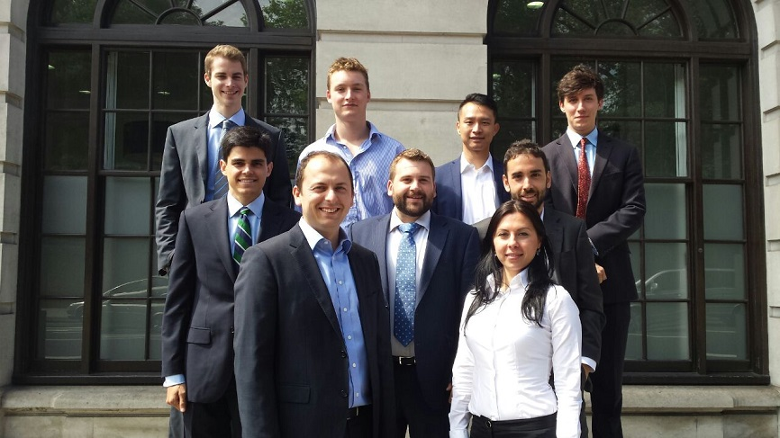 Trade Finance team