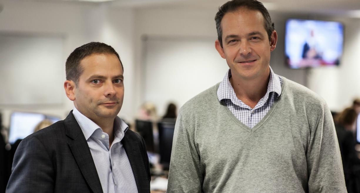 Ebury lève 83 millions de dollars auprès de Vitruvian Partners et de 83North