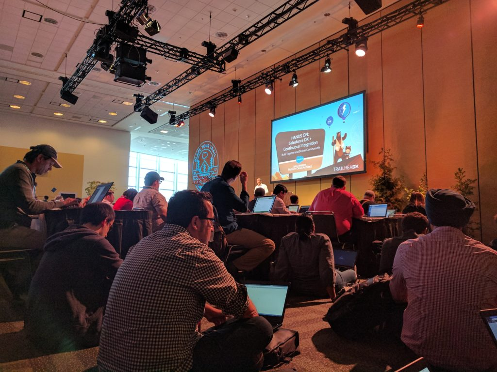 Salesforce DX and Continuous Integration Workshop
