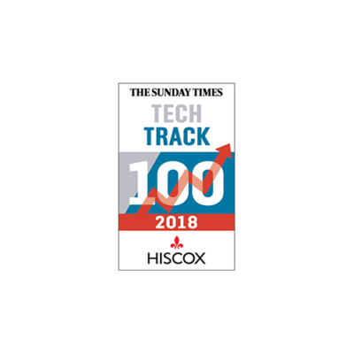 The Sunday Times Hiscox Tech Track 100 - 2018