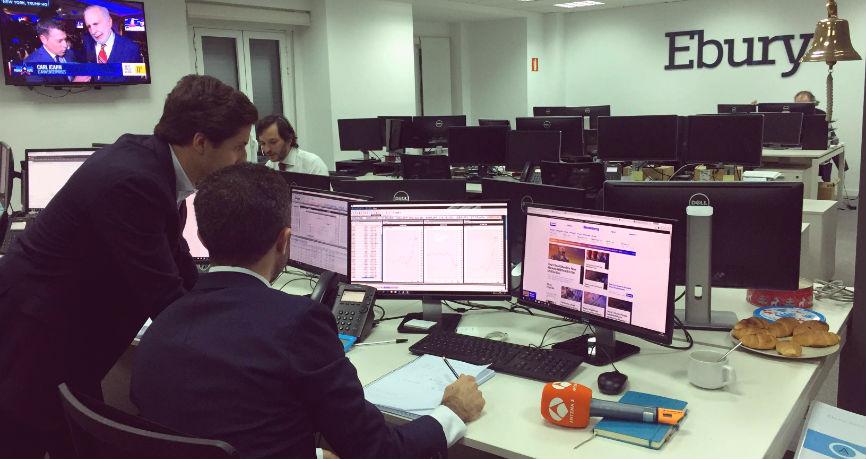 Ebury, entre los diez principales analistas por segundo trimestre consecutivo
