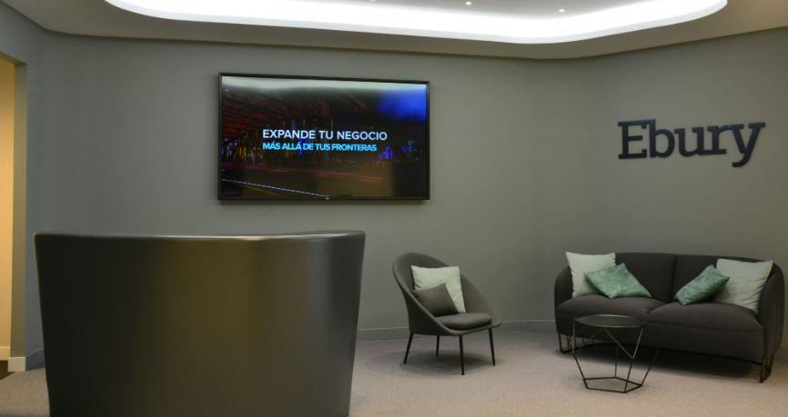 Nueva sede en Madrid para acoger el crecimiento de Ebury en España