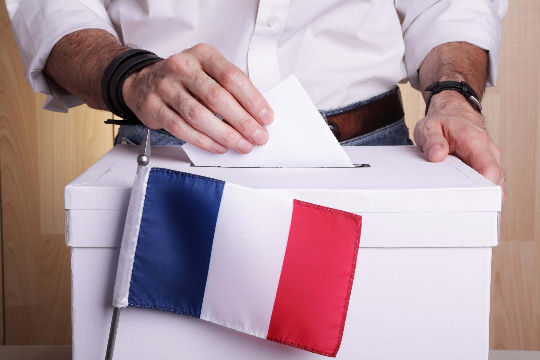 Euro de hoogte in met verkiezingsoverwinning van Macron