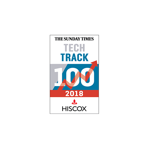 The Sunday Times Hiscox Tech Track 100