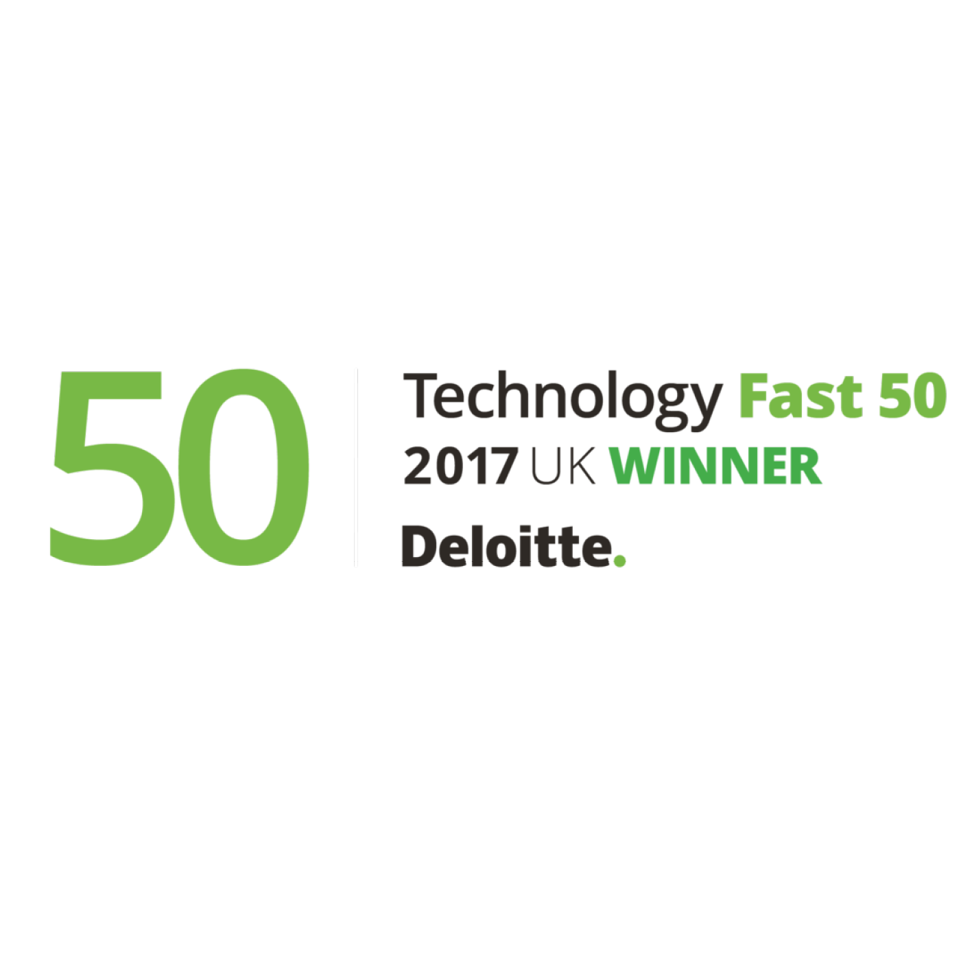 Awards - Technology Fast 50