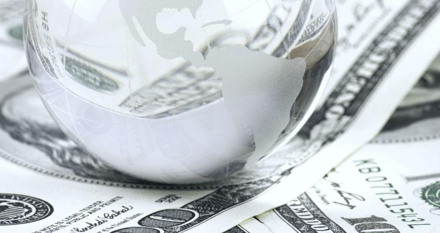 Dollar daalt na conferentie in Jackson Hole