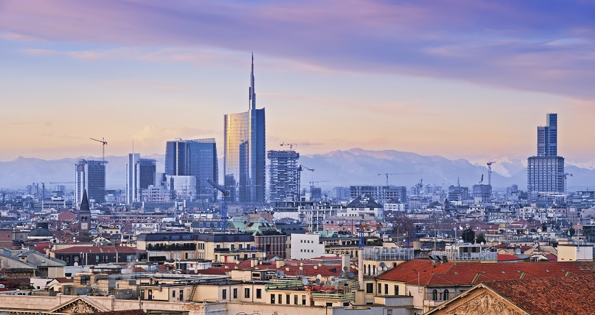 Eurokoers stabiliseert na afname spanningen in Italië; sell-off opkomende markten gaat door