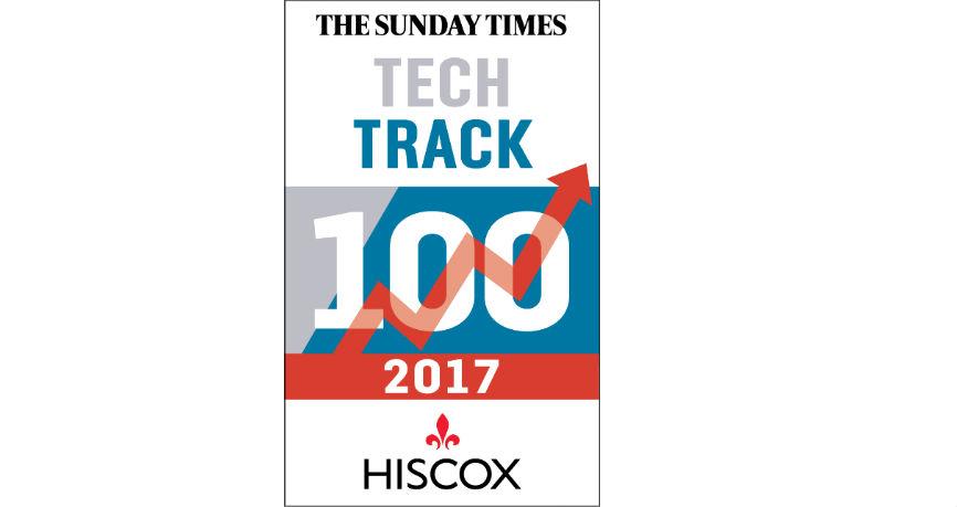 Voor het tweede jaar op een rij maakt Ebury onderdeel uit van de Tech Track 100